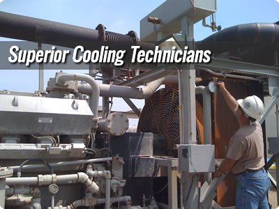 Industrial Radiator Technicians - Superior Cooling