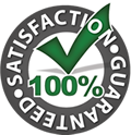 Superior Satisfaction Guarantee