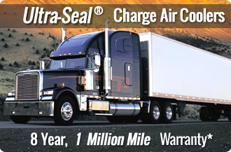 Superior Charge Air Coolers - Ultra-Seal