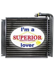 386925A1, 367985A3 - Case / IH SkidSteer Hydraulic Oil Cooler - Fits Models: 40XT, 60XT, 70XT