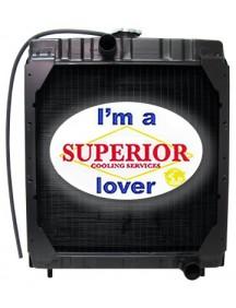 Gehl Skid Steer Radiator - FITS: SL3725, SL3825, SL3825SX