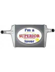 Chevrolet / GMC / Bluebird Bus Charge Air Cooler