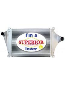 Ford / Sterling Charge Air Cooler - Fits: L7500, LT8500, EMJ