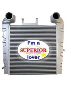 International / Navistar / Bluebird Bus - Charge Air Cooler - Fits: FedEx, UPS Step Van - MT35, MT45 & MT55