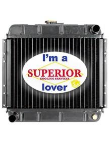 John Deere ATV Radiator