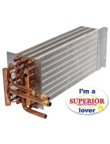 Case / IH Combine Evaporator - Fits: 2166, 2188, 2366, 2388