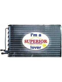 Chevy / GM Condenser - Fits: C5, C6, C7, C6500 - C7500, Kodiak, Topkick