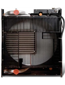 Onan / Cummins QSX15 Radiator & CAC Package