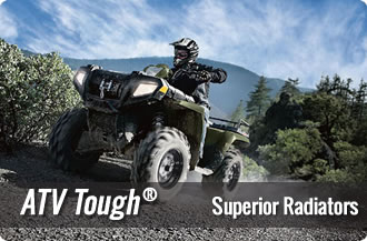 Superior Radiators - ATV Tough