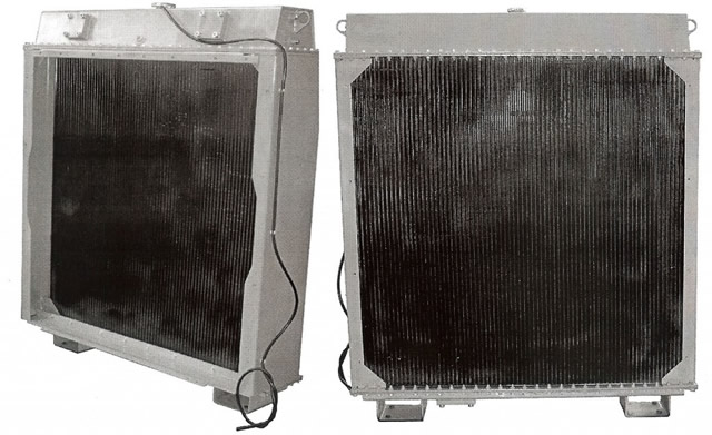 Caterpillar: CAT Genset Radiator - Models: 3412, 3412C, 3406