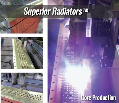 Industrial Radiator Manufacturing - Superior Cooling