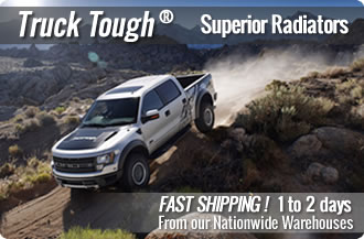 Superior Radiators - Truck Tough Radiator