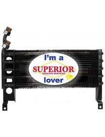 Oil Cooler for John Deere Mower - Fits: 655