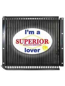 Hydraulic Oil Cooler for John Deere Excavator - Fits: 690ELC
