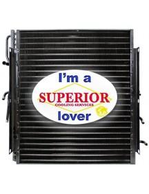 Hydraulic Oil Cooler for John Deere Backhoe - Fits: 410D, 510D