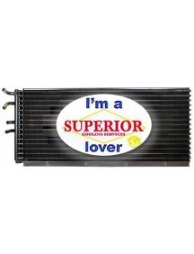 AT116051 - Transmission Oil Cooler for John Deere Loader - Fits Models: 643, 643D, 644E, 644ER, 644G, 644EZ
