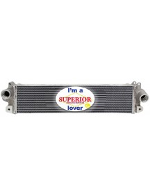 87687378 - Hydraulic Oil Cooler for Ford / New Holland Skidsteer - Fits Models: C185, C190, L180, L185, L190