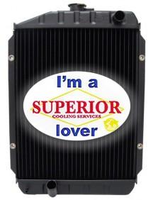 John Deere Compact Tractor Radiator - Fits: 950
