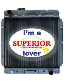 Gehl Skid Steer Radiator - FITS: SL3510, SL3515, SL3610, SL3725