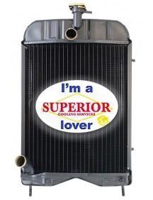Massey Ferguson Tractor Radiator