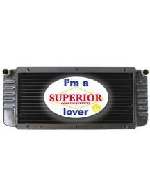Bobcat Skid Steer Radiator - 6563691, 6678670, 6677347