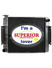 Bobcat Radiator - Fits: 974 & 975