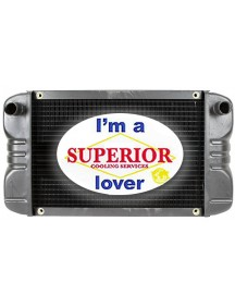 Bobcat Radiator - Fits: 533, 543