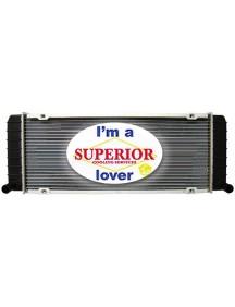 Bobcat Radiator - Fits: 463, 553F, 553AF & S70