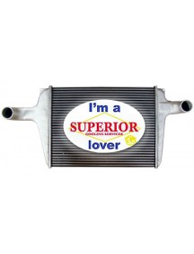 Chevrolet / GMC Charge Air Cooler - Fits: Topkick, Kodiak