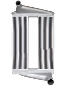 Peterbilt Truck Charge Air Cooler - Fits: 320 Sanitation Trucks