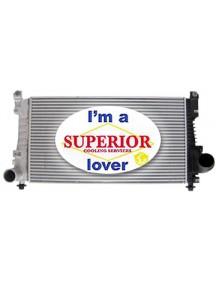 Chevy / GM Charge Air Cooler - Fits: 2006-10 Chevrolet Silverado, GMC Sierra w/ 6.6L Diesel Engine