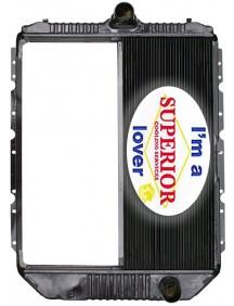 International / Bluebird Radiator - 3000, 3600, 3800, 4900 Series, School Bus (1993-1996)