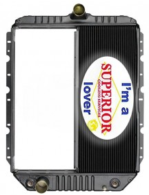 Bluebird / International Radiator - 3000, 3600 & 3800 Series