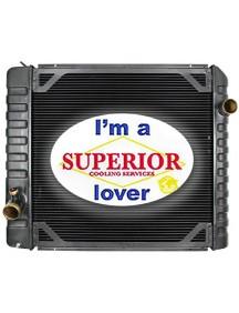 International / Navistar Radiator - Fits: Durastar 4000 Series