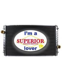 International / Navistar Radiator - Fits: Eagle 9200