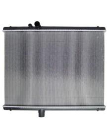 Mack Truck Radiator - Fits: CH Series (1992-2004) Plastic / Aluminum - No Frame