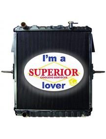 Chevy / GM / Isuzu Truck Radiator - Fits: W Series
