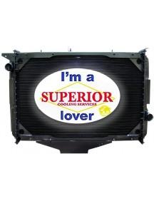 International / Navistar Truck Radiator - Fits: 9400 Series