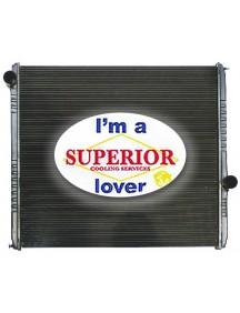 Ford / Sterling Truck Radiator - Fits: L, LTL9000, Sterling, Silverstar & Freightliner 1300