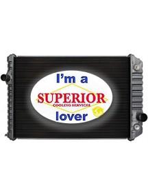 Ford / Sterling Truck Radiator - Fits: L, LN, LS, LT8000