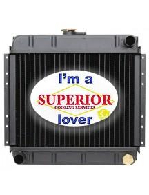John Deere ATV Radiator - VGA10979