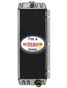 Sullair Compressor Radiator - Model 185
