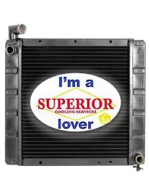 Miller Welder Radiator