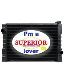 Clark Forklift Radiator - Part # 2795263