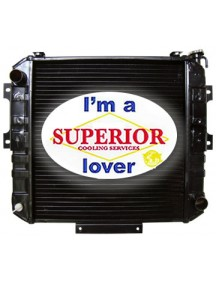 Komatsu Forklift Radiator - Part # 3EA04A2110