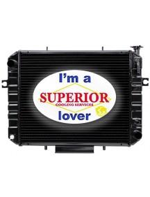 Toyota Forklift Radiator - Part # 16410U215071