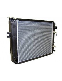 Komatsu Forklift Radiator - FITS: PTR