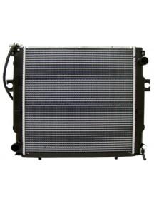 MCFA • Mitsubishi • Caterpillar Forklift Radiator - Part # 91B0100040, 1210360000, C1210360000