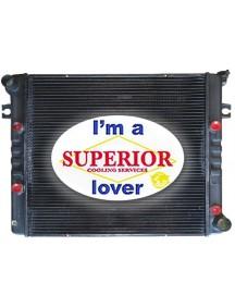 Toyota Forklift Radiator - 16410U334071, 16420U334071, 16430U334071
