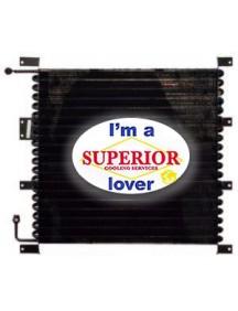 Case / IH Tractor Condenser - Fits: 1070, 1090, 1170, 1175